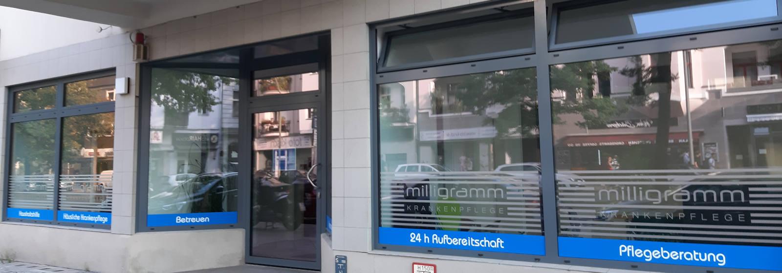 Milligramm Hauskrankenpflege Berlin